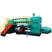 fired solid brick vacuum extruder price