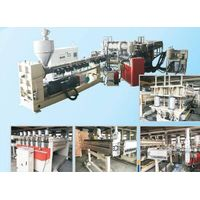 PC/PP Hollow Plate Extrusion Line thumbnail image