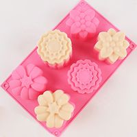 Silicon Custom Customized Rectangle Loaf Dragon 3d Rose Oval Press Tree Cake Egg Silicone Soap Molds