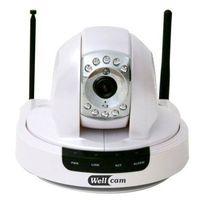 wireless h.264 P/T ip camera