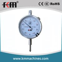 0-10mm Dial Indicator with 0.01mm Graduation Measuring Tool