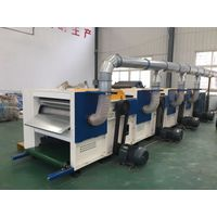 Non-woven felt equipment