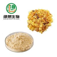 65% boswellic acid high quality natural organic Frankincense/Boswellia Serrata Extract powder