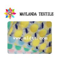 Maylanda Textile 2016 Manufacture for Garments, New Style 100%Polyester Color Yarn Jacquard Fabrics