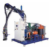 Dut Korea Co Ltd Pu Foam Machine Mix Head Sandwich