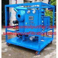 Online Transformer Oil Filtration Process