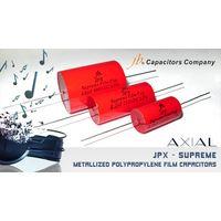 JPX - Supreme Metallized Polypropylene Film Capacitors - Axial thumbnail image