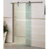 Swing Frosted Building Interior Glass Doors (Kk9011)