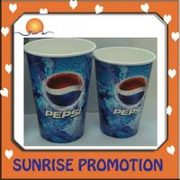 20oz hot/cool paper cups with lids