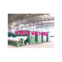 Thermo Bonded Nonwoven Machines