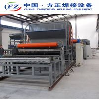 Full Automatic Fence Mesh Welding Machine made in China