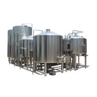Turnkey project small beer making facility