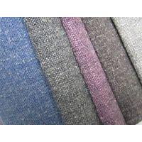Linen Cotton Blend Upholstery Fabric NN1247 thumbnail image