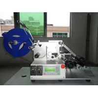 Semi Automatic Cold Glue Label Machine