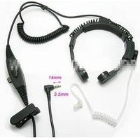 Two way radio headset > Throat vibration mic > SC-VD-E1675