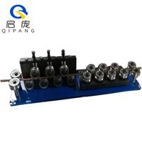 Qipang automatic aluminium tube straightener Wire/pipe feeders machine thumbnail image