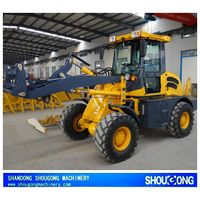 SHOUGONG ZL16F Wheel Loader with CE, 1600kg