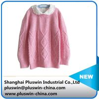 hot sale high quality OEM kids'cashmere sweater