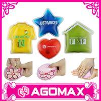 Wholesale Magic Gel Reusable Hand Warmer Instant Heat Pack thumbnail image