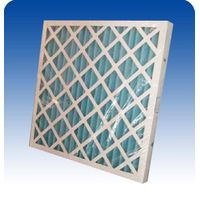 The normal temperature plate/folded plate filter