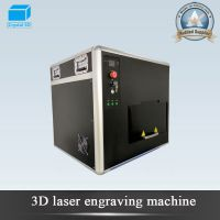 China 3D Laser Engraving Machine Inside Crystal