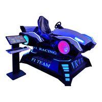 F1 Racing Car Vr Equipment Racing Games Car Driving Simulator thumbnail image