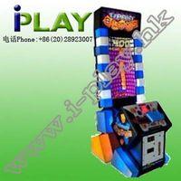 COIN OPERATED BLOCKS PARTY TICKET REDEMPTION MACHINE AMUSEMENT MACHINE