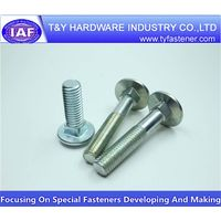 China wholesale a2 m6 carriage bolt with ASTM DIN JIS Standard thumbnail image
