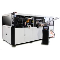 PET Blow Molding Machine Turbo-6S 6 Cavity 10000BPH