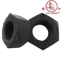ISO4032 High Strength Hex Nuts With Class 10