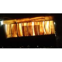Buffalo Horn Plates Optical Frames
