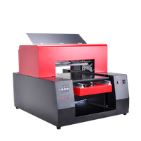 Best a3 size digital flatbed UV printer desktop printing on wood NVP2060 thumbnail image