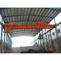 QZ model double girder grab bucket  overhead crane thumbnail image
