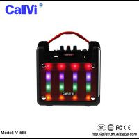 Callvi New Stylish Bluetooth Speaker Multi-function MCU high power  square loud audio voice amplifie