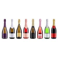 Non-Alcoholic Sparkling Fruit Nectars, Juice Drink in Champagne Bottles - PRIVATE LABELS PRODUCTION thumbnail image