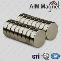 2015 High Quality Permanent customized neodymium magnet