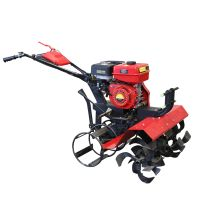 Agriculture cultivator Gasoline rotary tiller with many accessories