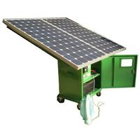 Sell Movable Solar Generator,Emergency Power Station(FD1000-1) thumbnail image