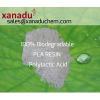 Polylactic Acid PLA Resin 100% Biodegradable