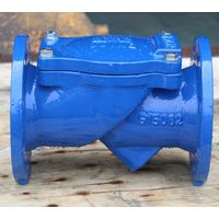 Rubber Seated Flapper Check Valve