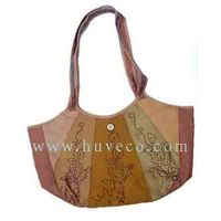 Simple Silk Handbag