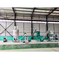 600-800kg/h Feed Pellet Plant thumbnail image
