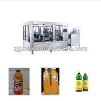 Automatic fruit juice filling machine