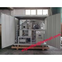 Online Vacuum Transformer Oil Purifier, Dielectric Oil Filter Machine,insulation Oil Reclamation Mac
