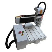 high precision air cooled 800w mini cnc router for aluminum thumbnail image