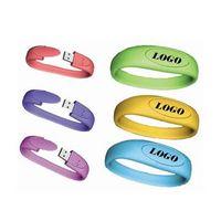 Silicon Bracelet USB (ZC-UF802C)