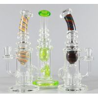 Water Pipe Glass Oil Rig Glass Smoking Pipe