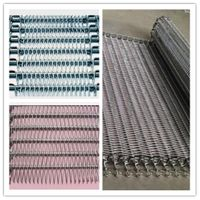 Compound Balanced weave wire mesh belt