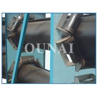 It is mainly suitable for conveyance in downholes in mines, it can also be used for material conveyi