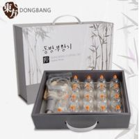 Dong Bang PC cupping set (19cups)